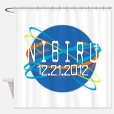 Nibiru 12.21.2012 Shower Curtain