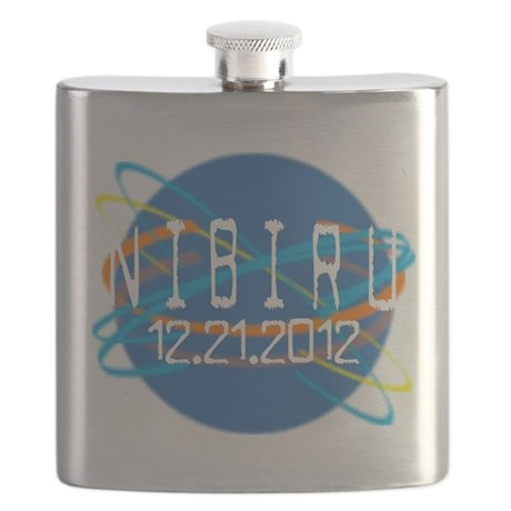Nibiru 12.21.2012 Flask