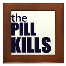 the pill kills anti abortion protest conception Fr