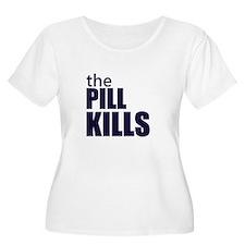the pill kills anti abortion protest conception Wo