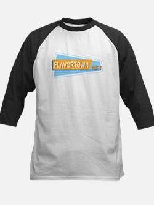 Fans of Flavortown Kids Baseball Jersey
