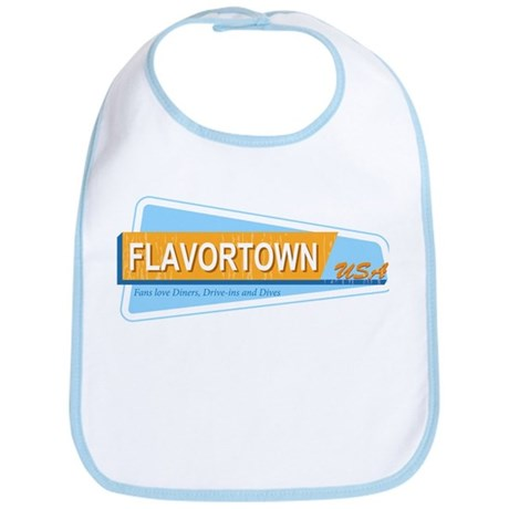 Fans of Flavortown Bib