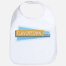 Fans of Flavortown Bib