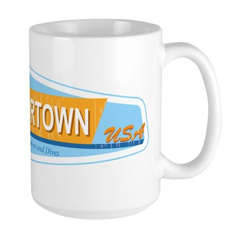 Fans of Flavortown Large Mug