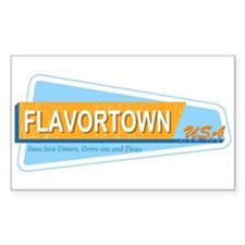 Fans of Flavortown Decal