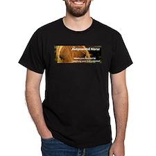 Judgmental Horse T-Shirt