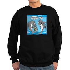 Shark Shopping Sweatshirt