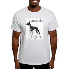 Catahoula Ash Grey T-Shirt