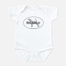 Beagle Infant Creeper