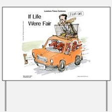 Romney Vs Irish Setters Yard Sign