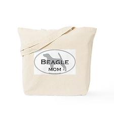 Beagle MOM Tote Bag