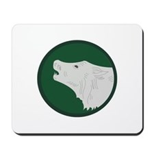 104th Division (IT) Mousepad