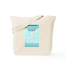 Towel Day - 42 Pips Tote Bag