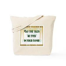 LetterTiles Tote Bag