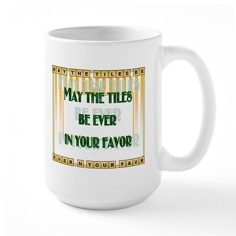 LetterTiles Large Mug