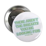 "Star Wars Girl Geek Breasts 2.25"" Button (10 pack)"