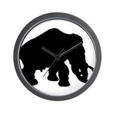 Mammoth Wall Clock