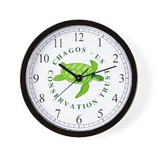 CCT-US Wall Clock