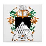 O'Lunny Coat of Arms Tile Coaster