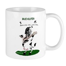 Bruce Holstein Born In The USDA Mug