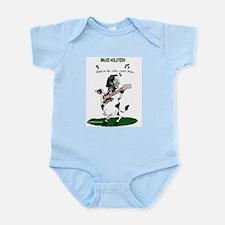 Bruce Holstein Born In The USDA Infant Bodysuit