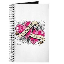 Heart Breast Cancer Survivor Journal