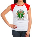 O'Loughnan Coat of Arms Women's Cap Sleeve T-Shirt