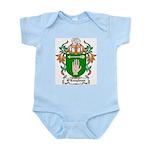 O'Loughnan Coat of Arms Infant Creeper