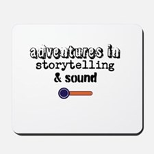 Adventures in Storytelling Sound Mousepad