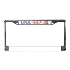 Repeal Obamacare License Plate Frame