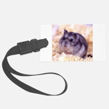 Russian Hamster Luggage Tag