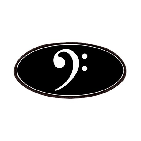 Bass Clef Patches