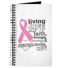 Living Life Faith Breast Cancer Journal