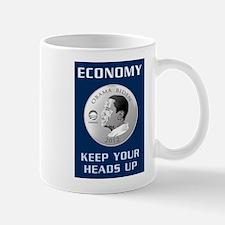 Obama 2012 Economy T-Shirt Mug