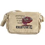 brain.png Messenger Bag