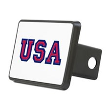 USA Logo Hitch Cover