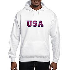 USA Logo Hoodie