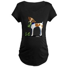 Brittany Camo Boots T-Shirt