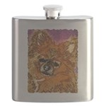 maggieCUblackLite.png Flask