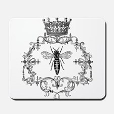 Vintage Queen Bee Mousepad