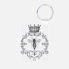 Vintage Queen Bee Keychains