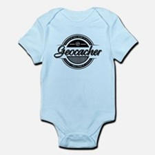 Geocacher - If you hide it, I will find it. Infant