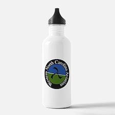 WNC Aviation Logo Water Bottle