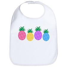 Cute Pineapple Bib