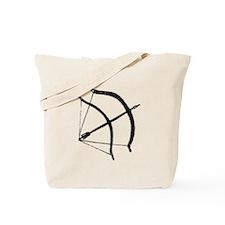 DH Bow Tote Bag