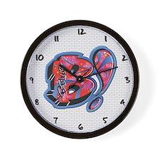 B! Cosmic Wall Clock