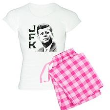 JFK Sketch Women's Light Pajamas