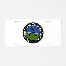 Funny Cessna Aluminum License Plate