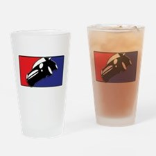 Major League Motoring Drinking Glass