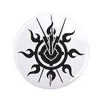 """Acheron Symbol 3.5"""" Button (100 pack)"""